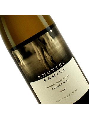 """Knuttel Family 2018 Chardonnay """"Kate's Pas De Deux"""", Russian River Valley"""