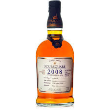 Foursquare 12 Year Old Single Blended Barbados Rum 2008