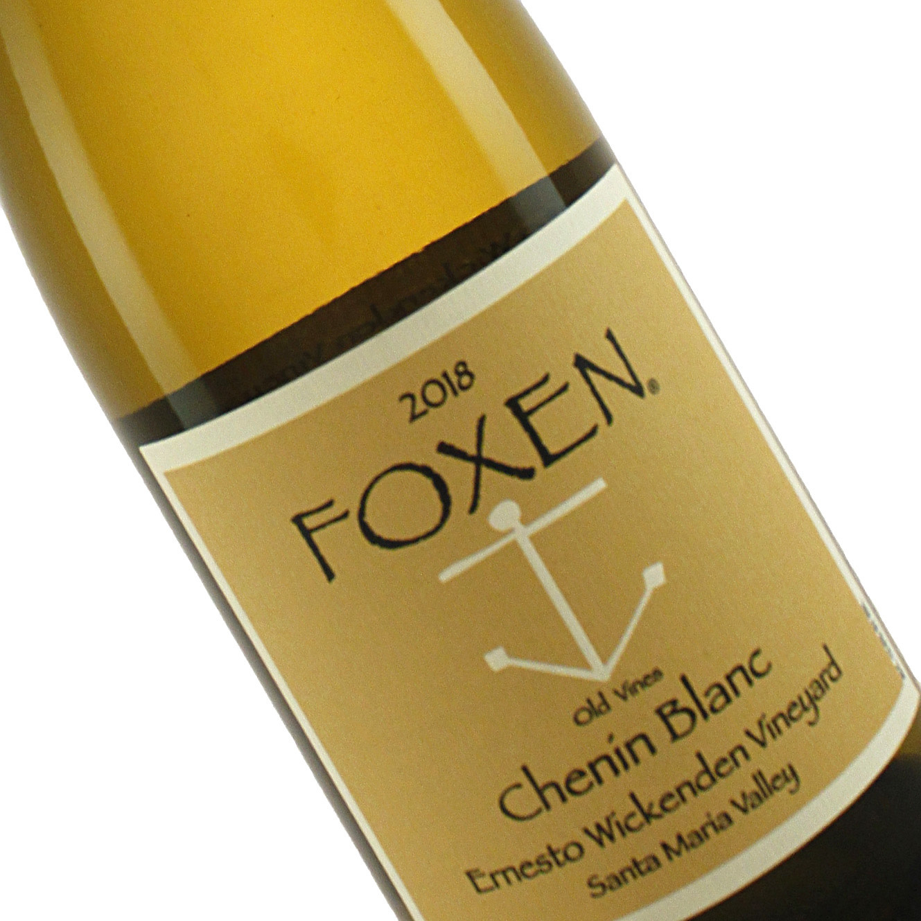 Foxen 2018 Chenin Blanc Ernesto Wickenen Vineyard, Santa Maria Valley
