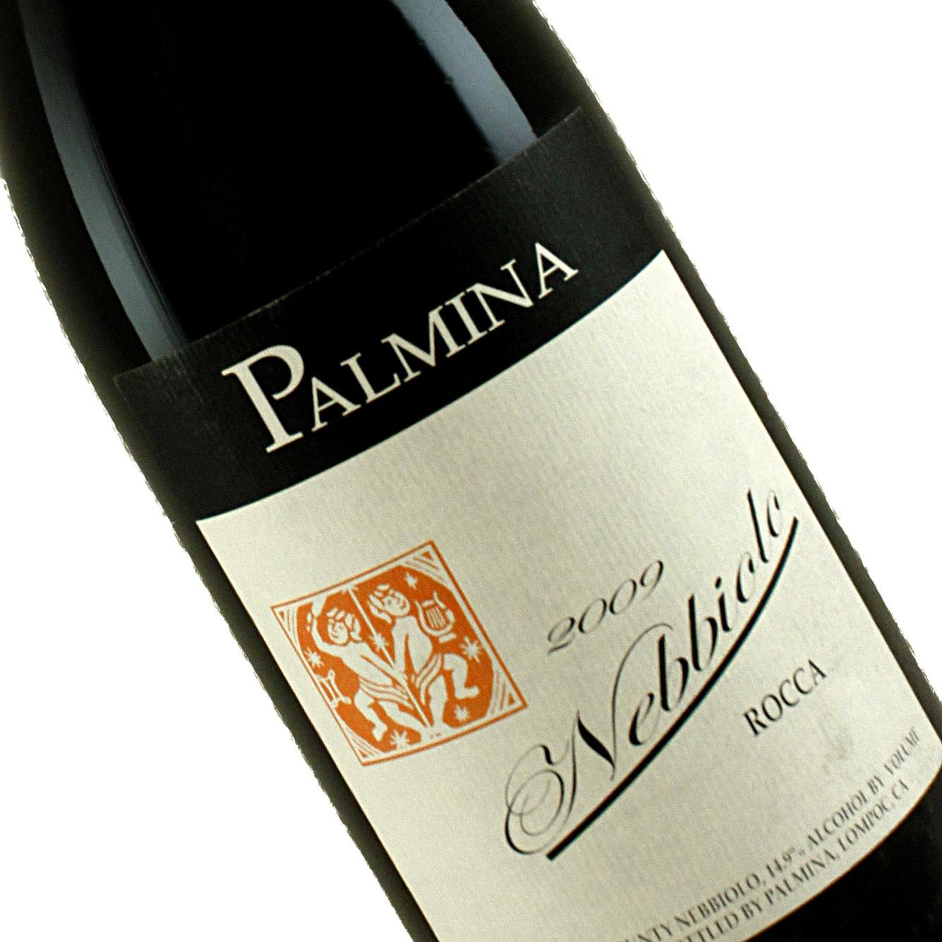"""Palmina 2009 Nebbiolo """"Rocca"""", Santa Barbara County"""