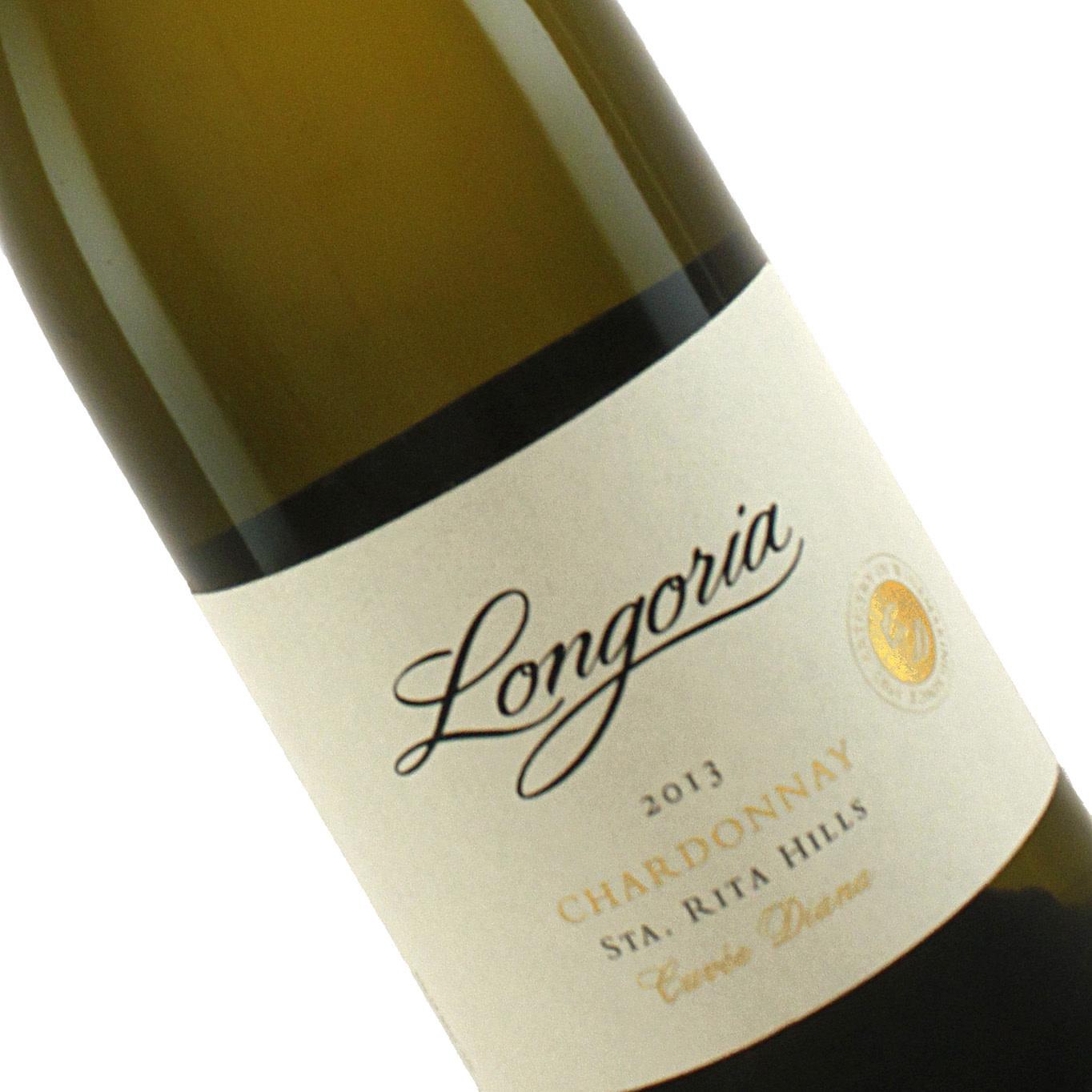 "Longoria 2013 Chardonnay ""Cuvee Diana"", Sta. Rita Hills"