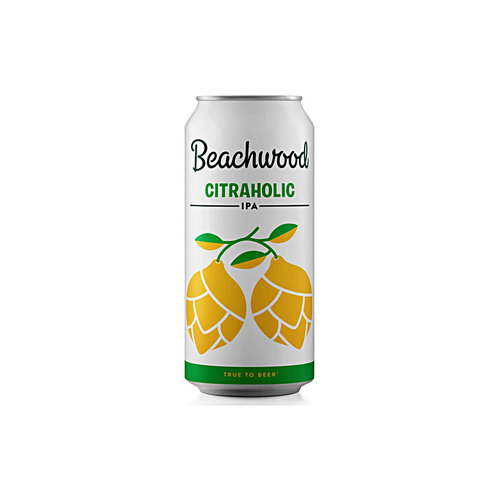 "Beachwood Brewing ""Citraholic"" IPA - 16oz can"