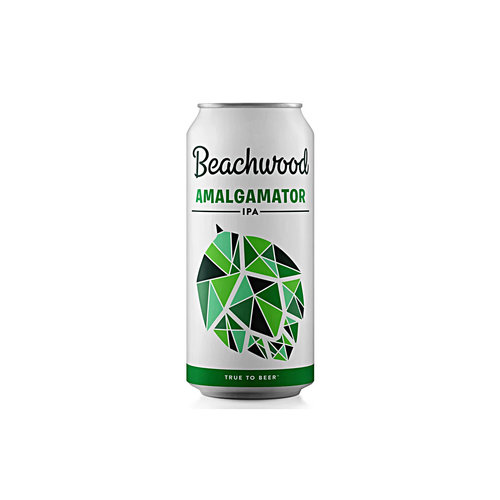 "Beachwood Brewing ""Amalgamator"" IPA, California - 16oz can"