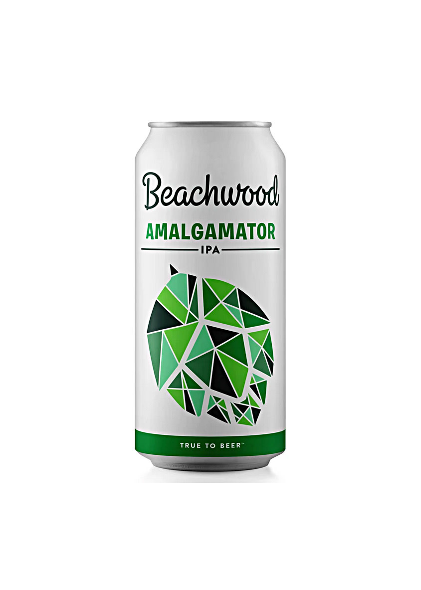 "Beachwood Brewing ""Amalgamator"" IPA, California - 16oz can"