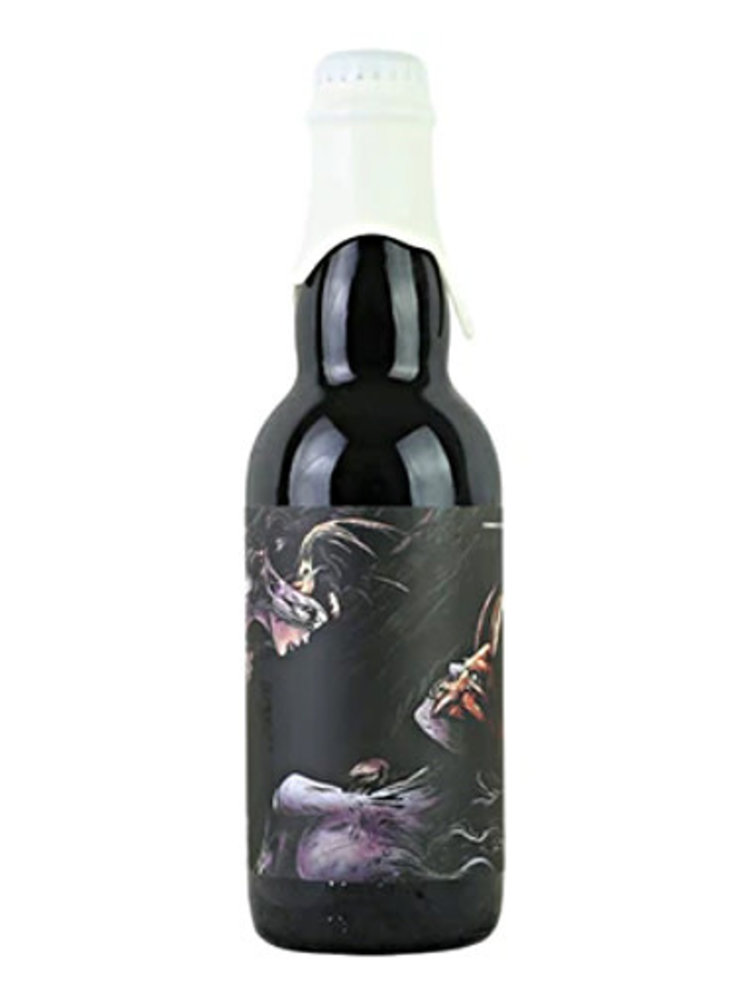 """Anchorage Brewing """"The Sacrifice""""Imperial Stout with coconut 375ml bottle-Anchorage, Alaska"""