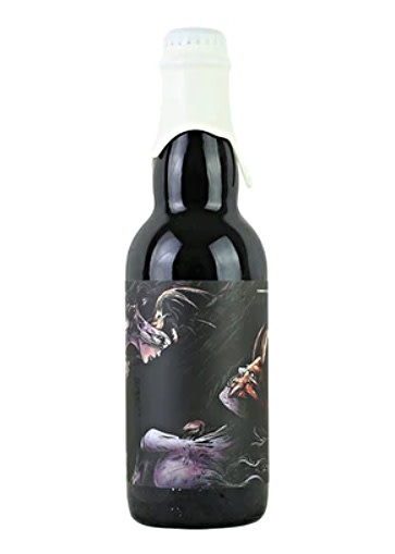 "Anchorage Brewing ""The Sacrifice""Imperial Stout with coconut 375ml bottle-Anchorage, Alaska"