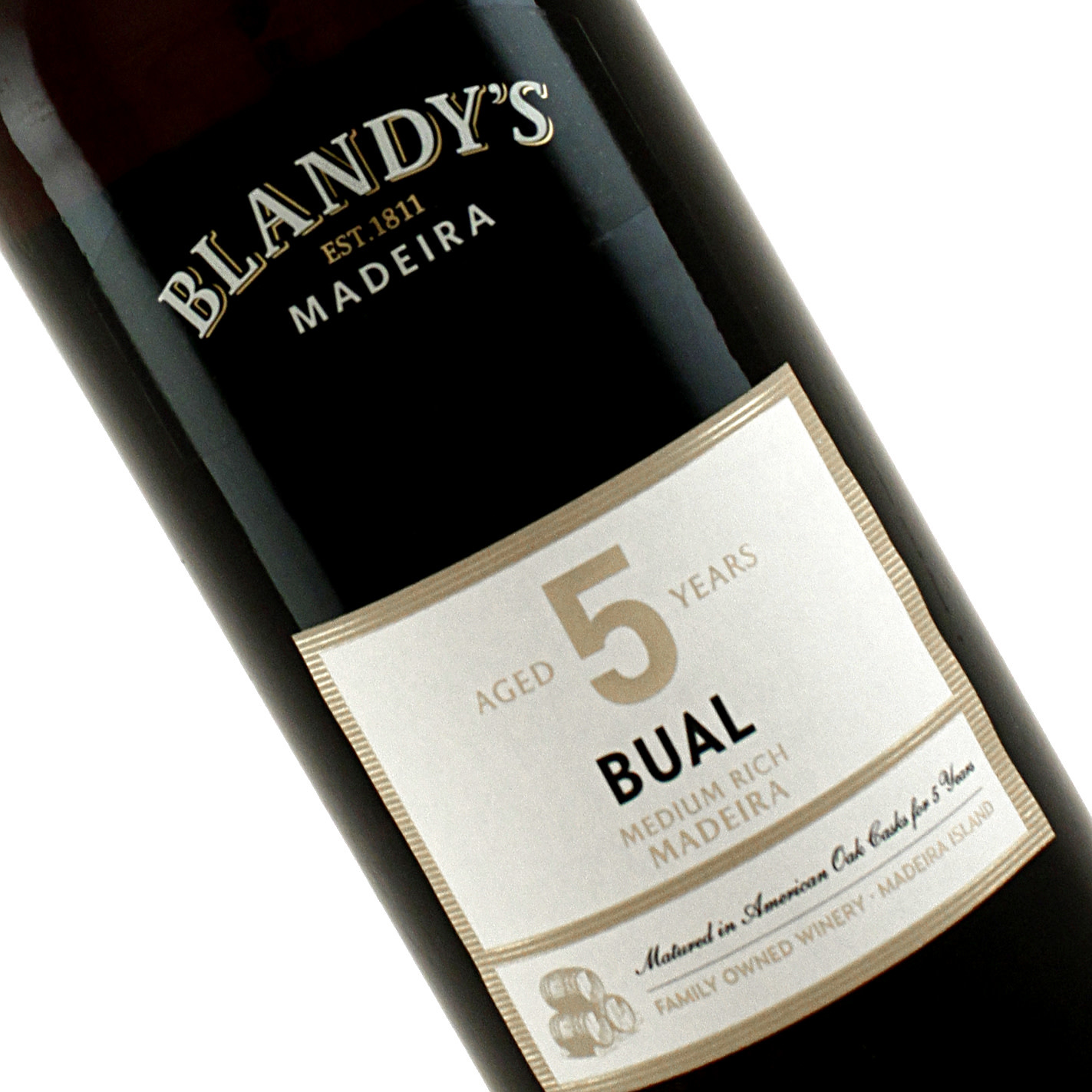 Blandy's 5 Year Old Bual Madeira, Portugal