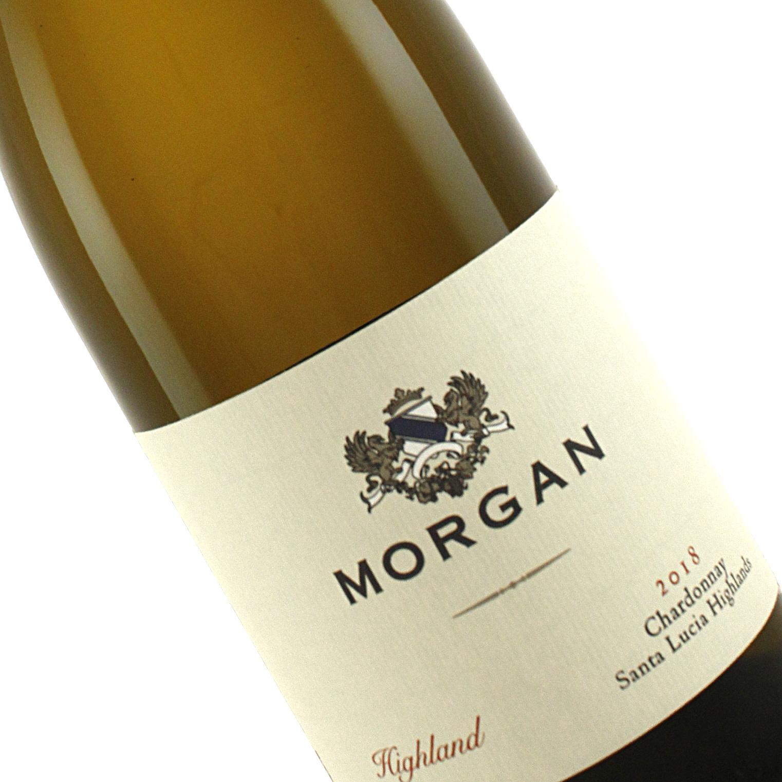 "Morgan 2018 Chardonnay ""Highland"", Santa Lucia Highlands"