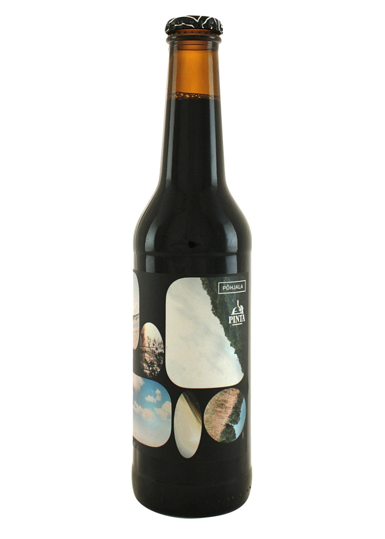 "Pohjala/Pinta ""Baltic Pride"" Baltic Porter 330ml. Bottle - Estonia"