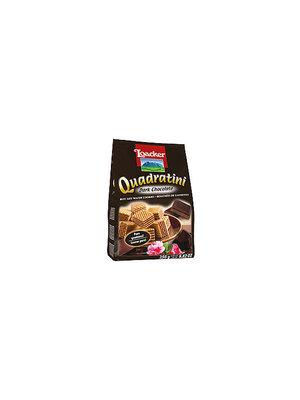 Loacker Quadratini Dark Chocolate Wafer, 8.82 oz