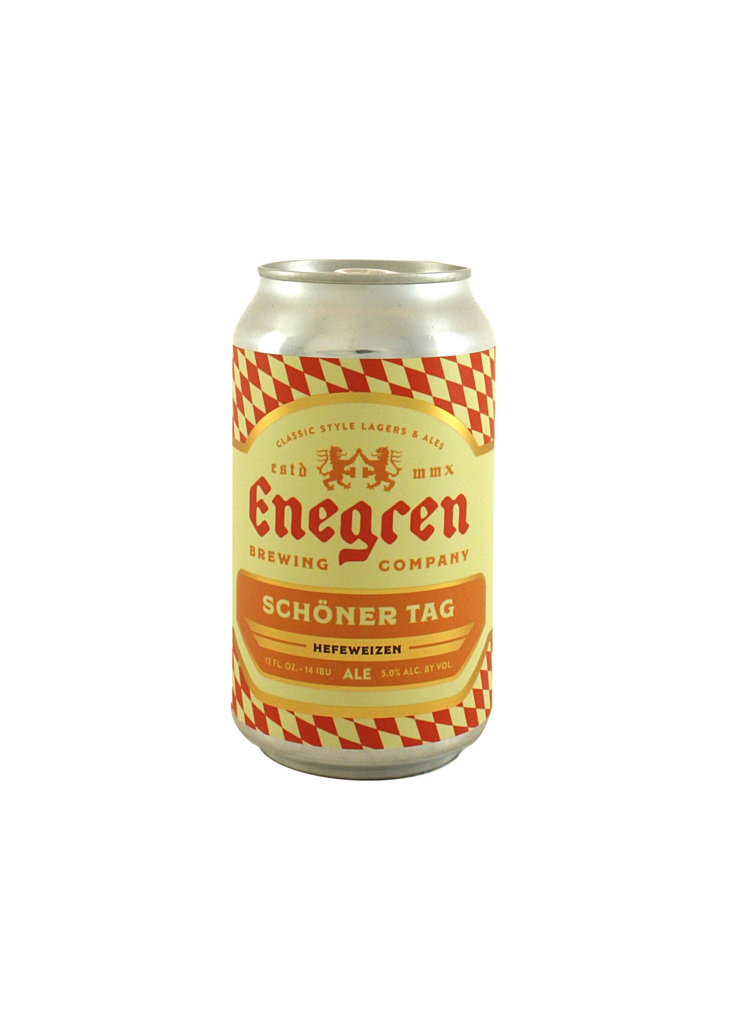 """Enegren """"Schoner Tag"""" Hefeweizen"""