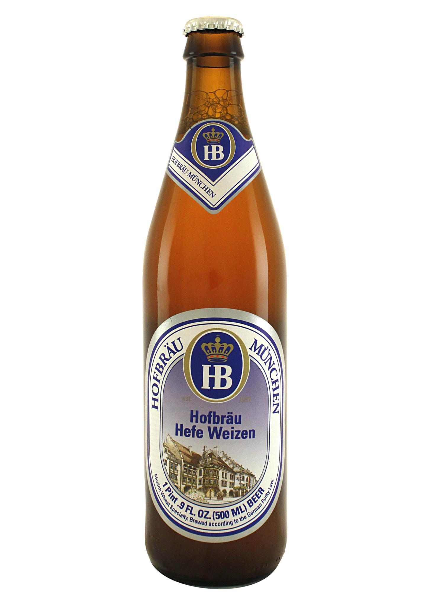 Hofbrau Munchen Hefe Weizen, Germany