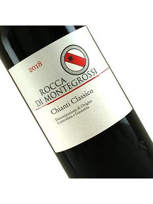 Rocca di Montegrossi 2018 Chianti Classico, Tuscany