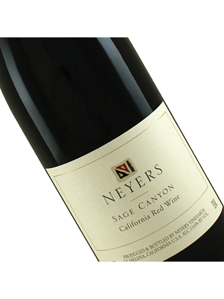 """Neyers 2017 """"Sage Canyon"""" California Red Wine"""