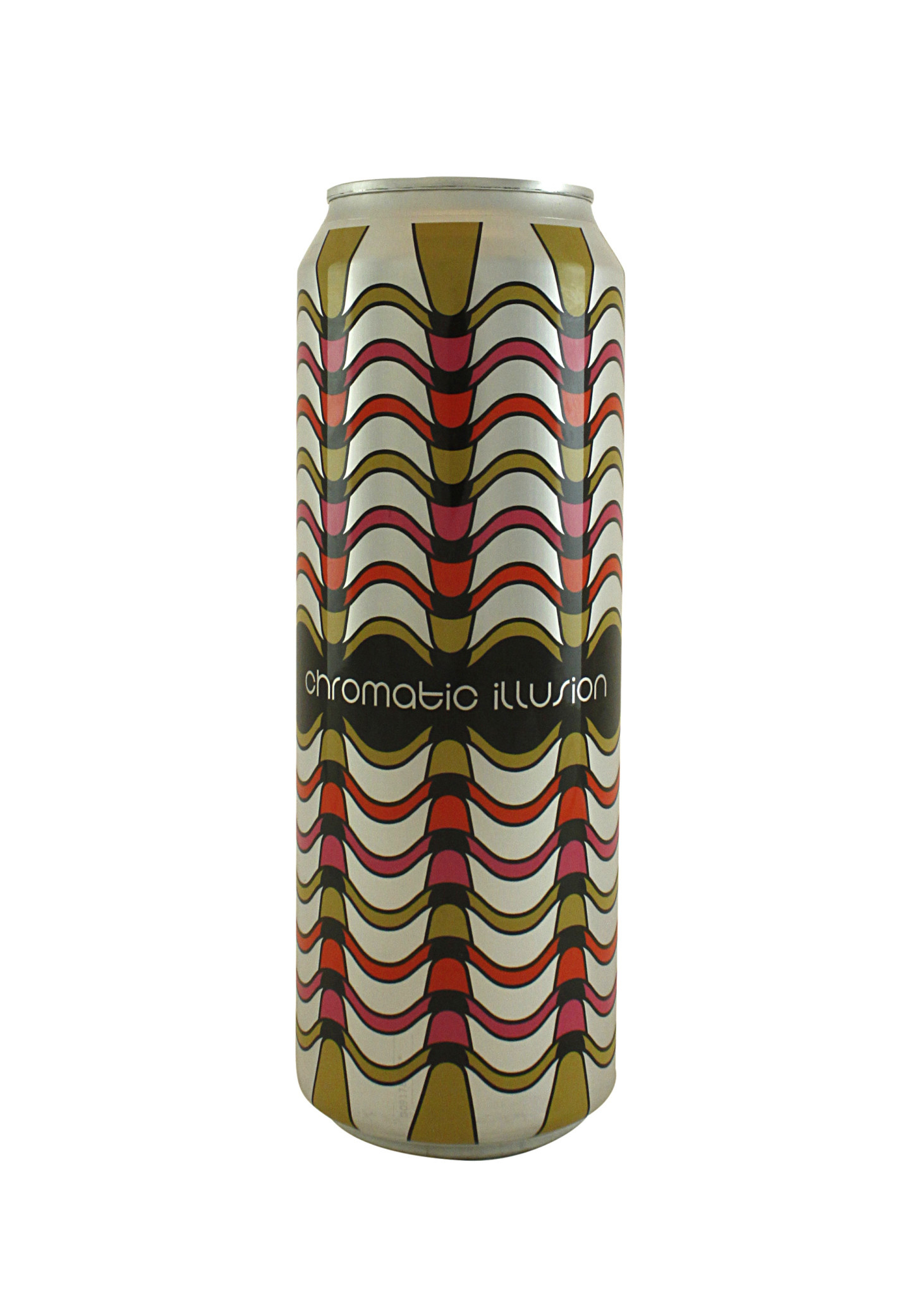 """Modern Times Beer/Threes Brewing """"Chromatic Illusion"""" Baltic Porter 19.2oz can- San Diego, CA"""