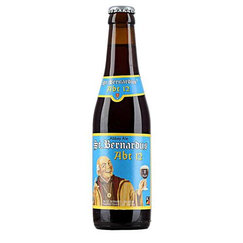 St. Bernardus Abt 12 Quadrupel Ale, 330ml. Belgium