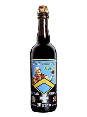 St. Bernardus ABT 12 Quadrupel Belgian Abbey Ale, Belgium, 750ml