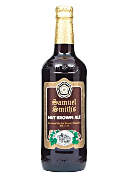 Samuel Smith Old Brewery Nut Brown Ale, England