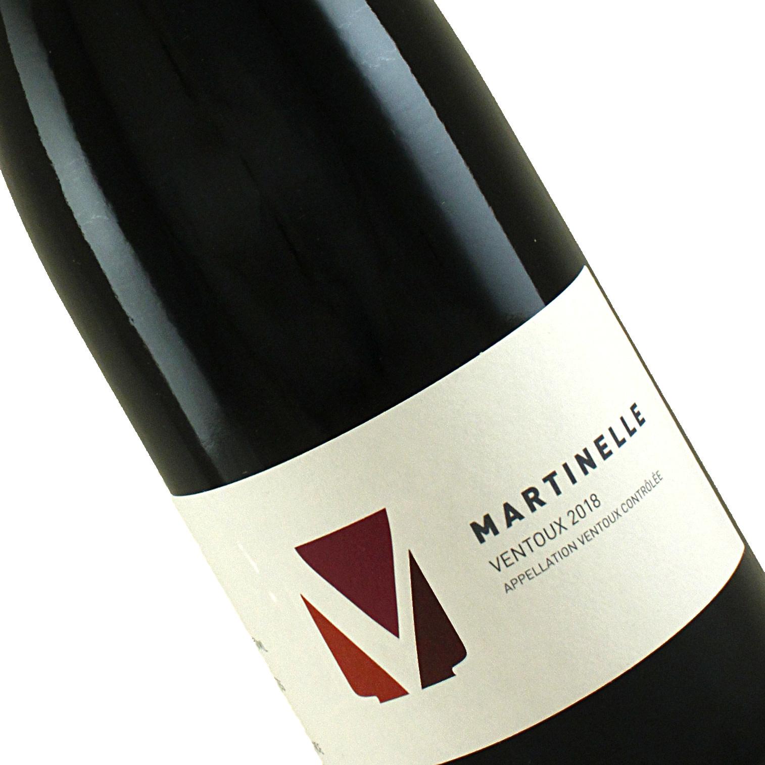 Martinelle 2018 Ventoux Rouge, Rhone