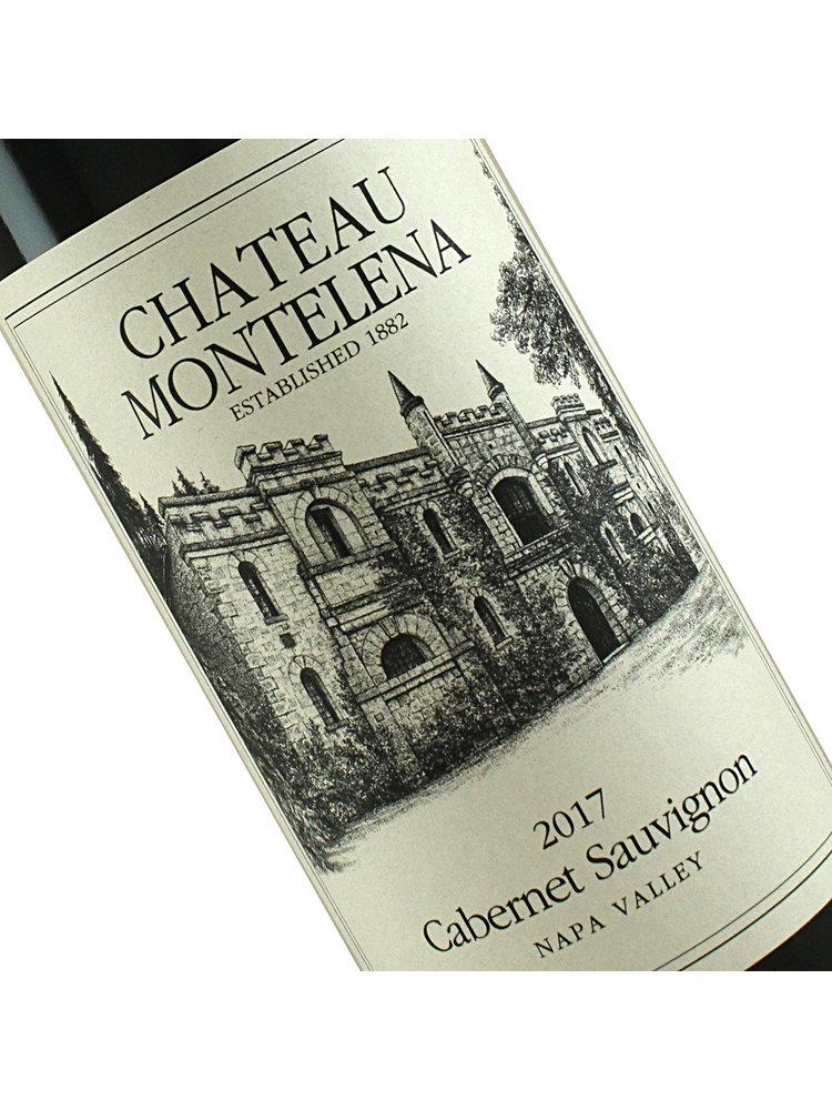 Chateau Montelena 2017 Cabernet Sauvignon, Napa Valley