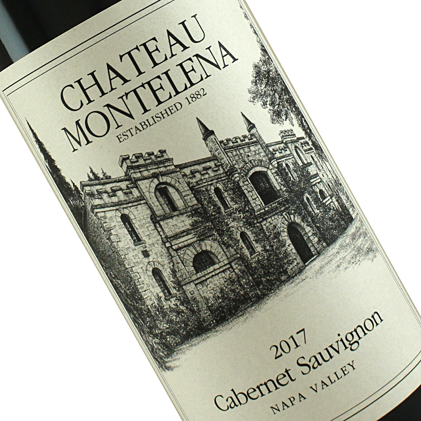 Chateau Montelena 2017 Estate Cabernet Sauvignon, Napa Valley