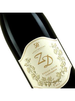"ZD Wines 2018 Pinot Noir ""50th Anniversary"" Napa Valley"