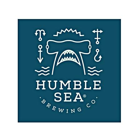 """Humble Sea Brewing """"Santa Cruz Lite"""" American Lager 16oz can- Santa Cruz"""