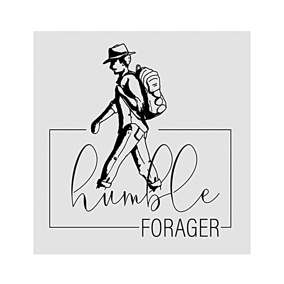 """Humble Forager Brewing """"Elevated Perspective"""" TDH Oat Cream Imperial IPA 16oz. can - WI"""