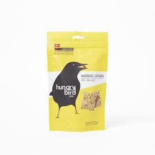 Hungry Bird Eats Nordic Crisps Rye + Sea Salt, East Orange, New Jersey