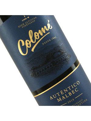 Colome 2018 Autentico Malbec Calchaqui Valley, Argentina
