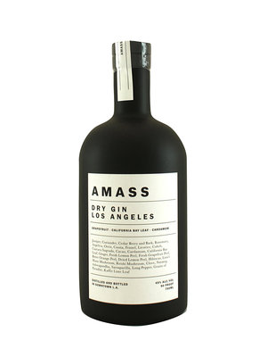 Amass Dry Gin, Los Angeles