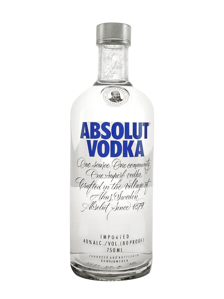Absolut Vodka, Sweden