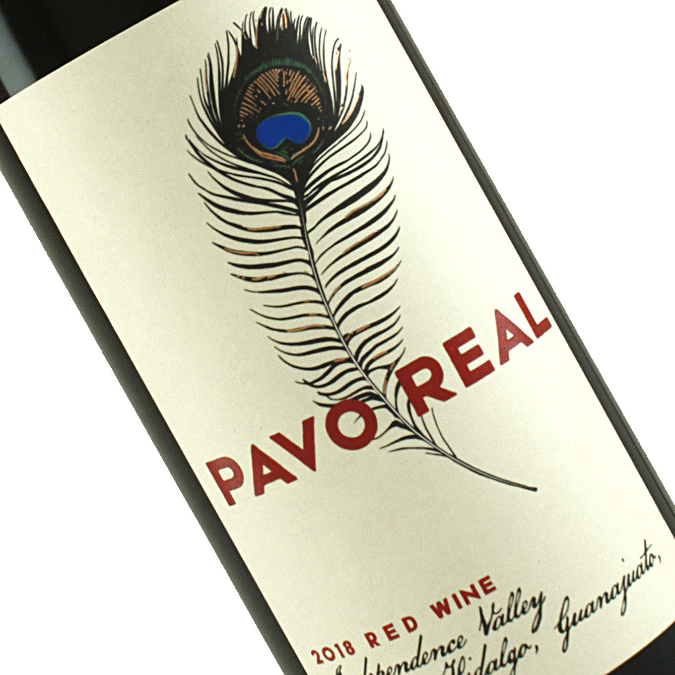 Pavo  Real 2018 Red Blend,  Mexico