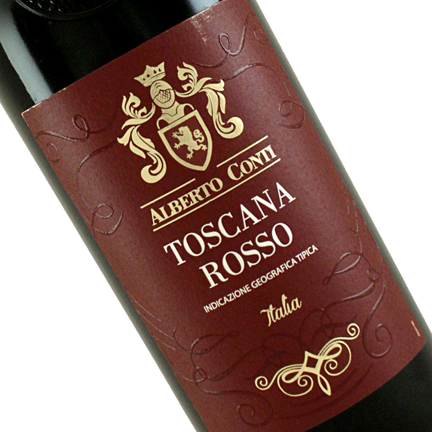Alberto Conti 2017 Toscana Rosso, Italy