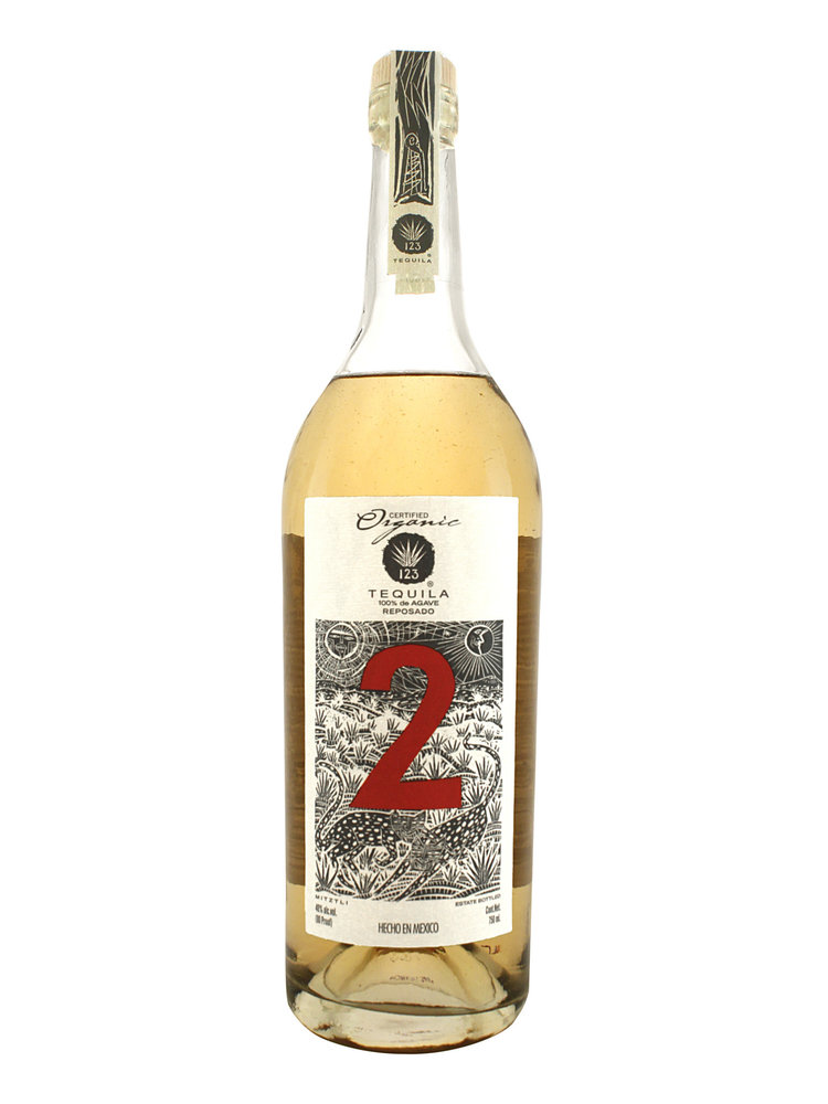 123 Tequila Dos Organic Reposado 2, Matitan, Jalisco, Mexico