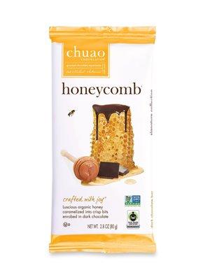 Chuao Honeycomb Chocolate Bar, Carlsbad, CA