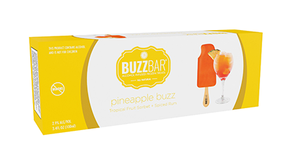 Buzz Bar Pineapple Buzz Mai Tai Bar