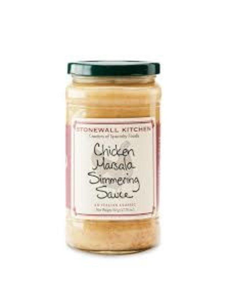 Stonewall Kitchen Chicken Marsala Simmering Sauce