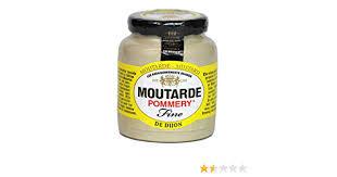 Pommery - Moutarde de Dijon Fine, 3.53 oz