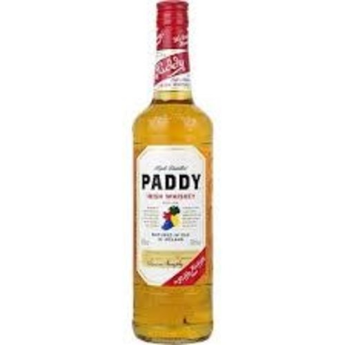 Paddy Old Irish Whiskey, Ireland