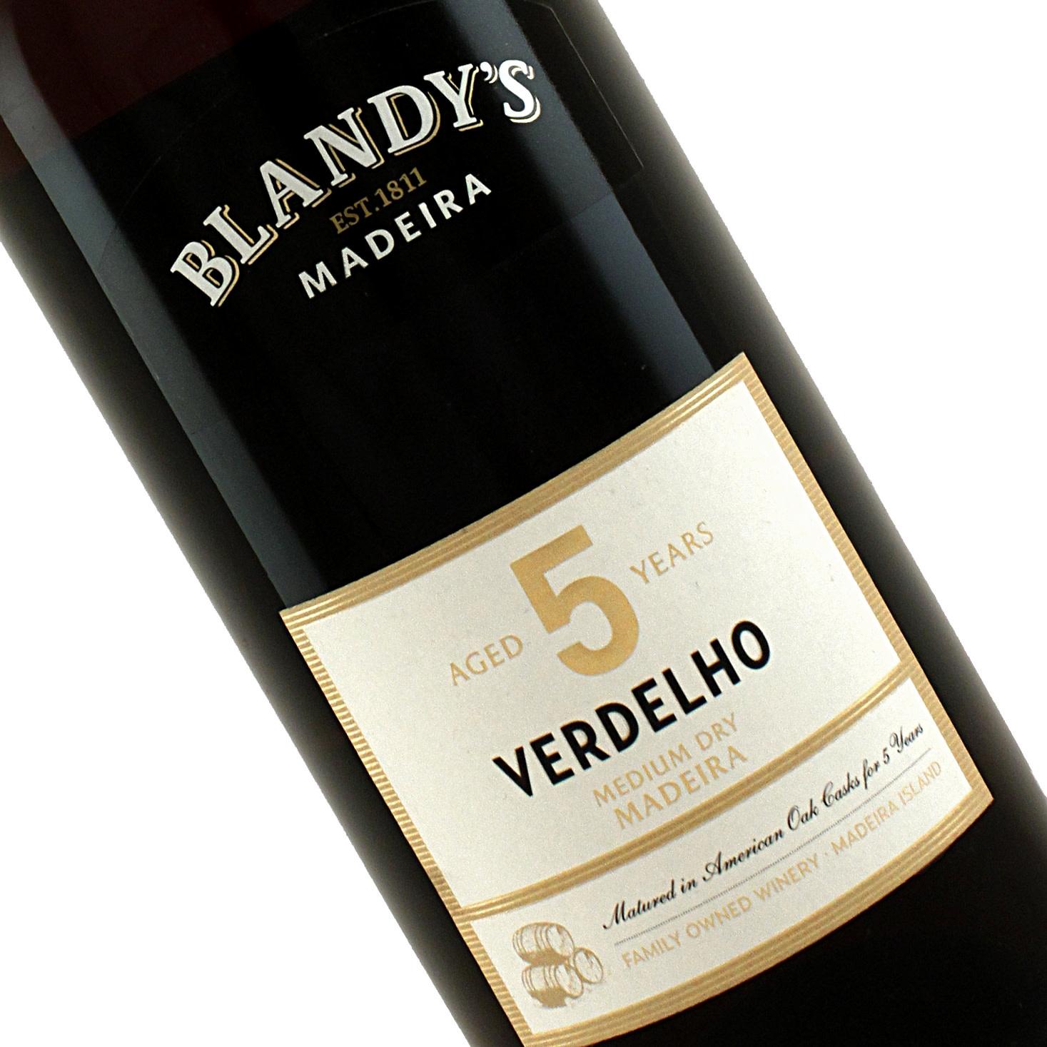 Blandy's 5 Year Old Verdelho Madeira, Portugal