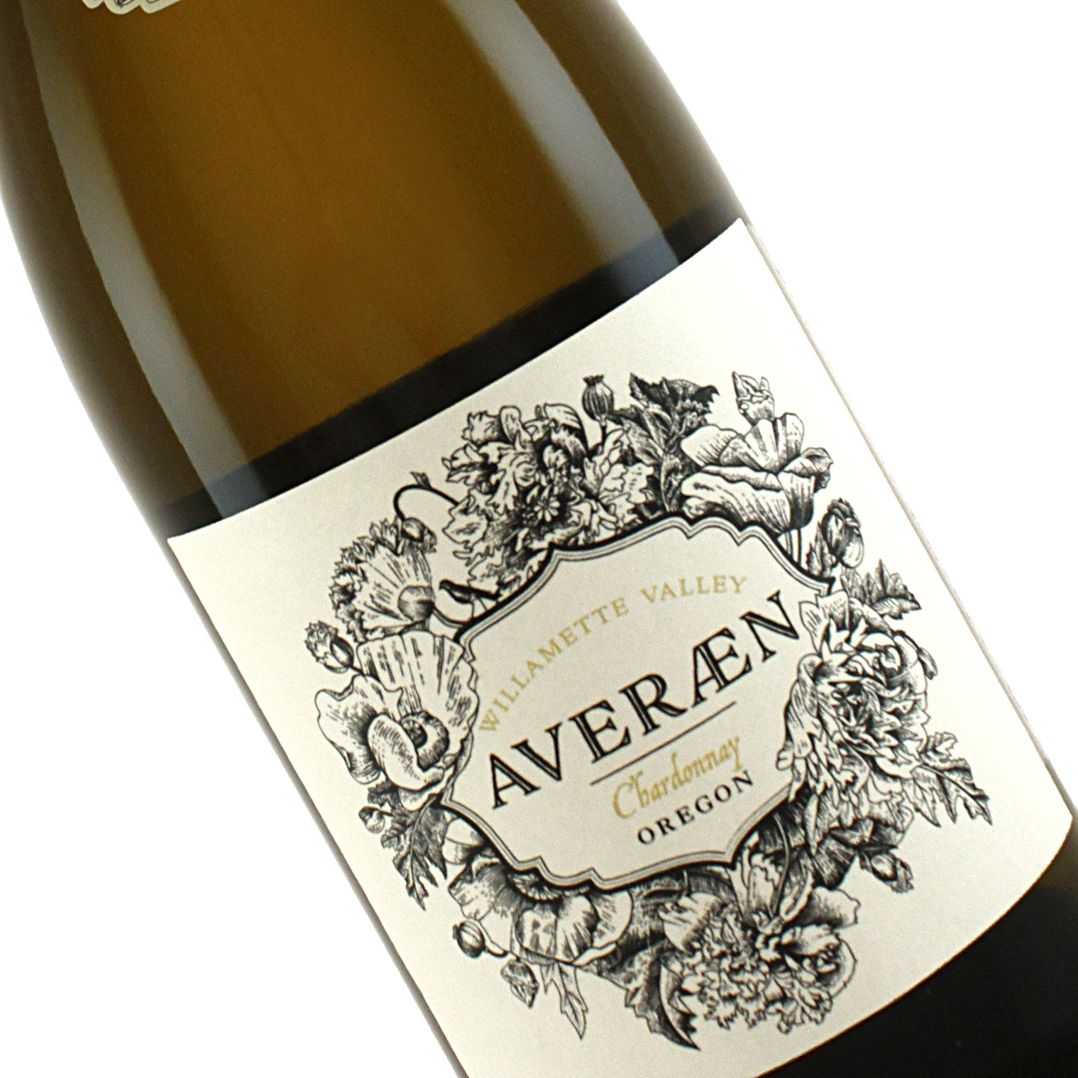 Averaen 2018 Chardonnay, Willamette Valley, Oregon