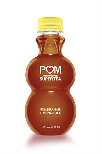 POM Super Tea Pomegranate Lemonade Tea, 12 oz..