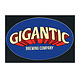 "Gigantic Brewing ""The Deep"" Imperial Oatmeal Stout 16.09 oz bottle- Portland, Oregon"