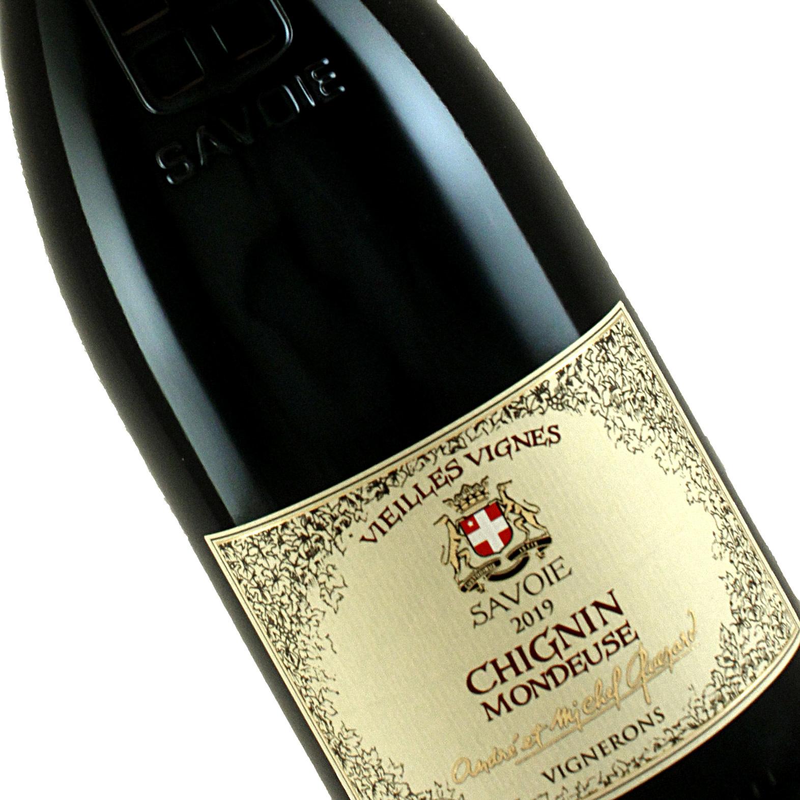 Quenard 2019 Chignin Mondeuse Red Savoie Wine