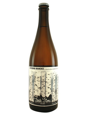 """Fonta Flora Brewery + Jester King """"Extending Branches"""" 750ml. Bottle - North Carolina"""