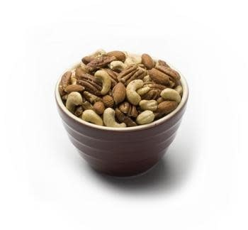 Nunes Farms Mixed Roasted Salted Nuts, 3 oz box
