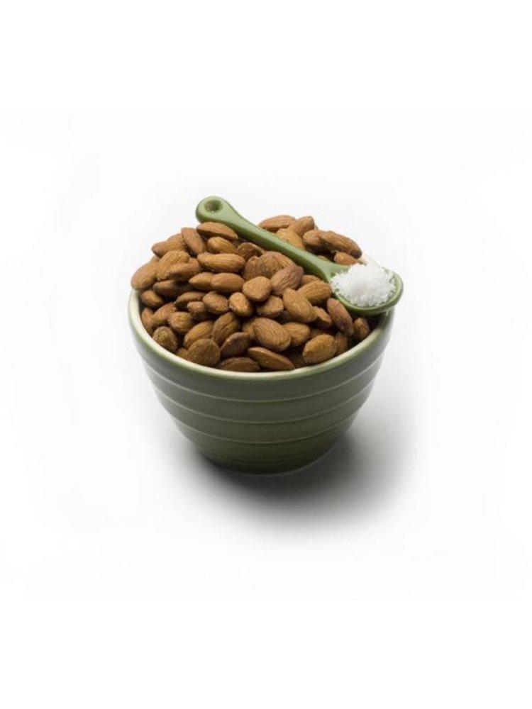 Nunes Farms Roasted Almonds with Sea Salt, 3 oz box