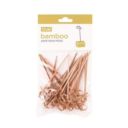 Bamboo Appetizer Picks, 24 count