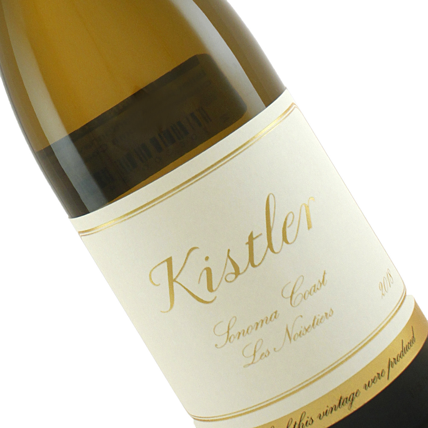 "Kistler 2019 Chardonnay ""Les Noisetiers"" Sonoma Coast"